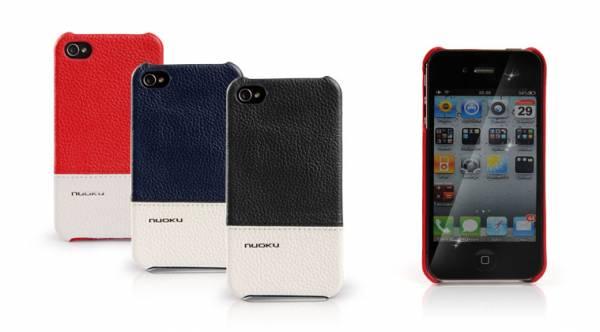 Ốp lưng iPhone 4 Nuoku ROYAL Luxury 6