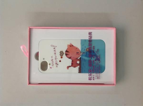 Ốp lưng iPhone 4/4s Forteen Thời trang 4