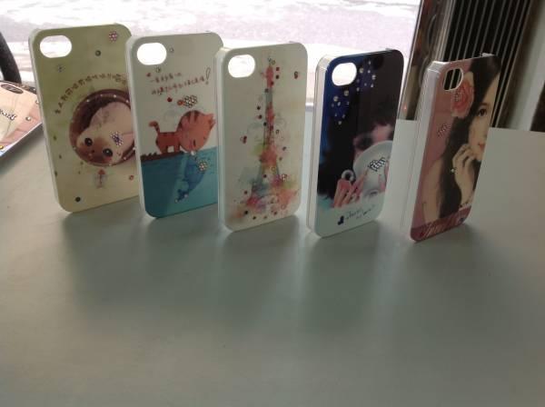 Ốp lưng iPhone 4/4s Forteen Thời trang 8
