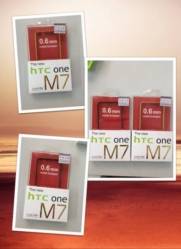 Ốp viền HTC One M7 Love mie 4