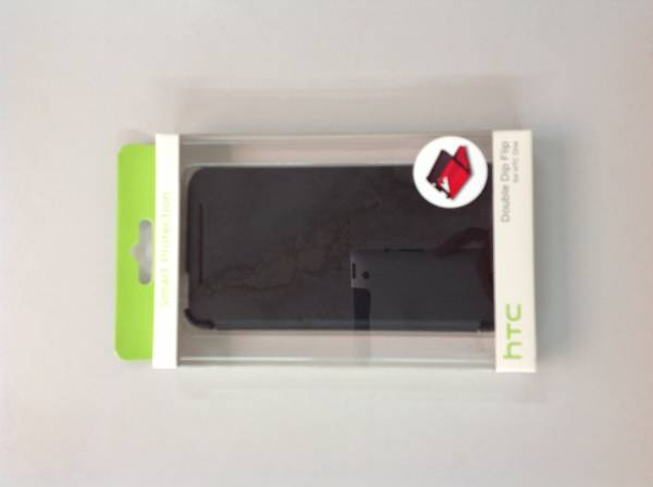 Bao da HTC One M7 chính hãng, Flip Cover HTC One 1