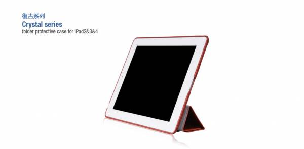Bao da iPad 2/3/4 Hoco Crystal Series 7
