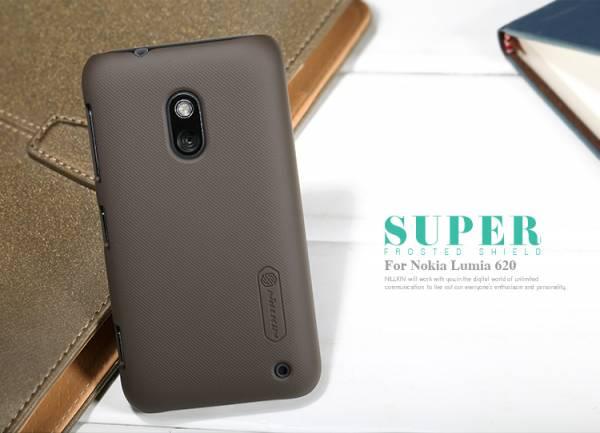 Ốp lưng Nokia Lumia 620 Nilllkin 5