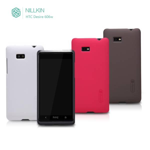 Ốp lưng HTC Desire 606w Nillkin 3
