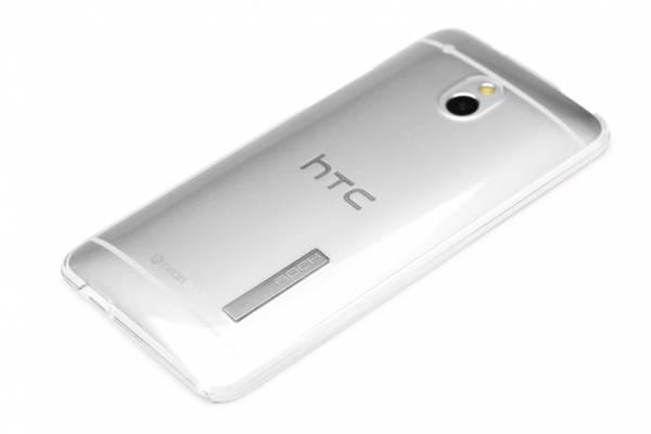Ốp lưng HTC One Mini M4 Rock trong suốt 5