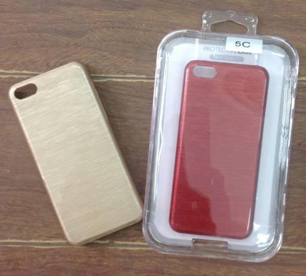 Ốp lưng iPhone 5C Trơn bóng xước 4