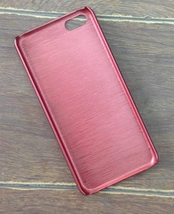 Ốp lưng iPhone 5C Trơn bóng xước 6