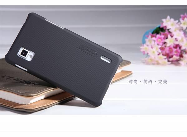 Ốp lưng LG Optimus G E975 Nillkin 4