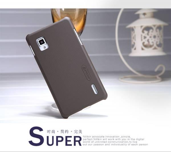 Ốp lưng LG Optimus G E975 Nillkin 5