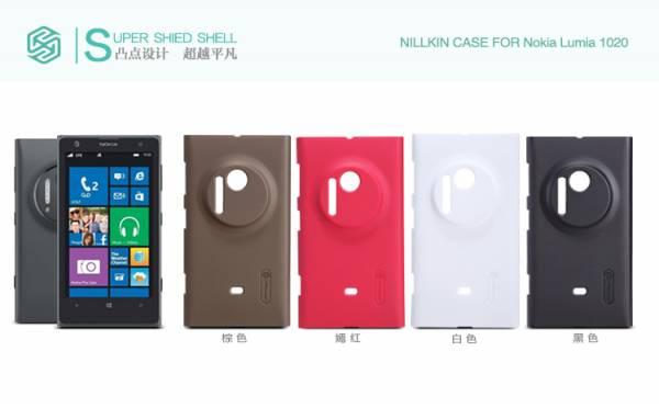 Ốp lưng Nokia Lumia 1020 Nillkin 1