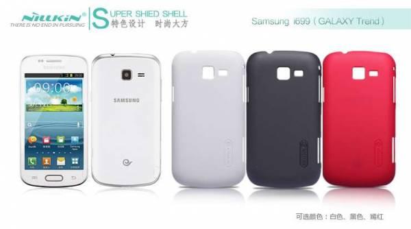 Ốp lưng Samsung Galaxy Trend I699 Nillkin 1