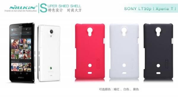 Ốp lưng Sony Xperia T LT30P Nillkin 1