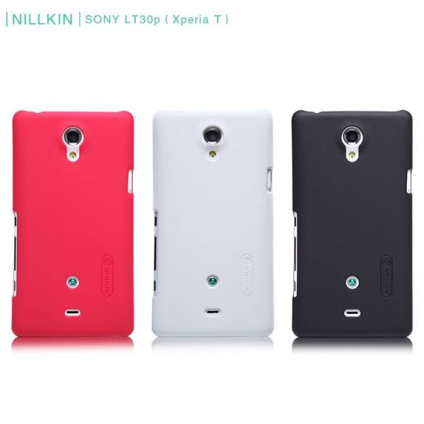 Ốp lưng Sony Xperia T LT30P Nillkin 4
