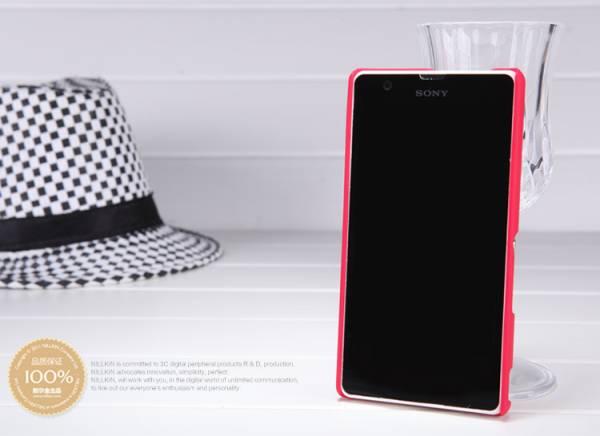 Ốp lưng Sony Xperia ZR M36H Nillkin 3
