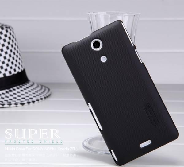 Ốp lưng Sony Xperia ZR M36H Nillkin 4