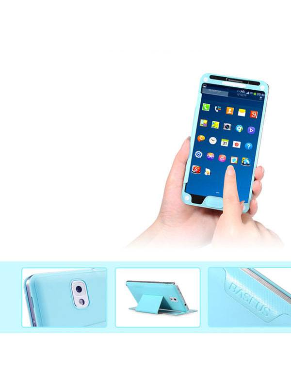 Bao da Samsung Galaxy Note 3 N9000 Baseus Bohem 2