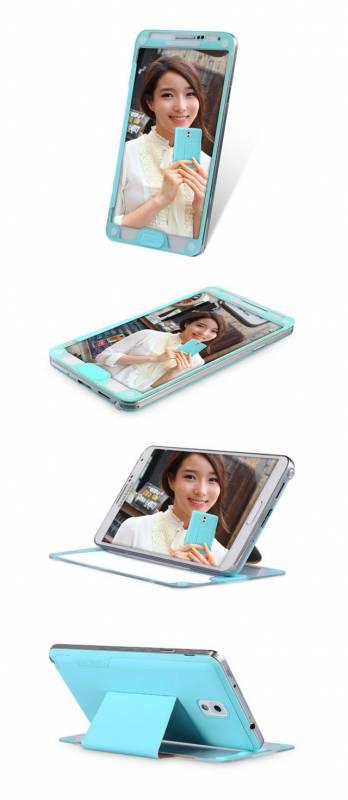 Bao da Samsung Galaxy Note 3 N9000 Baseus Bohem 5