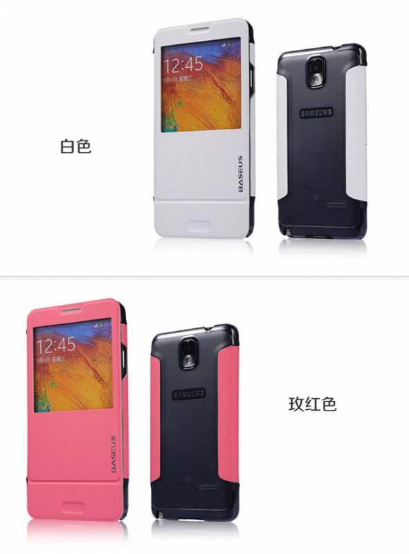 Bao da Samsung Galaxy Note 3 N9000 Baseus Folio 5