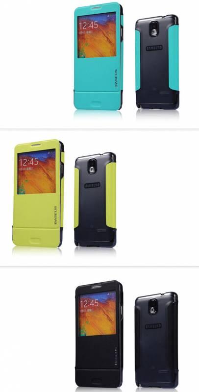 Bao da Samsung Galaxy Note 3 N9000 Baseus Folio 9