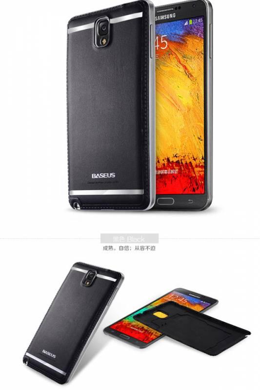Nắp lưng Samsung Galaxy Note 3 N9000 Baseus Yuppie 3