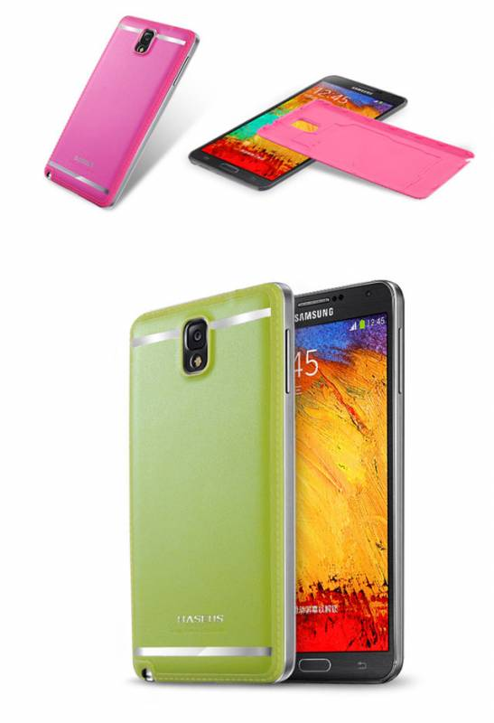 Nắp lưng Samsung Galaxy Note 3 N9000 Baseus Yuppie 5