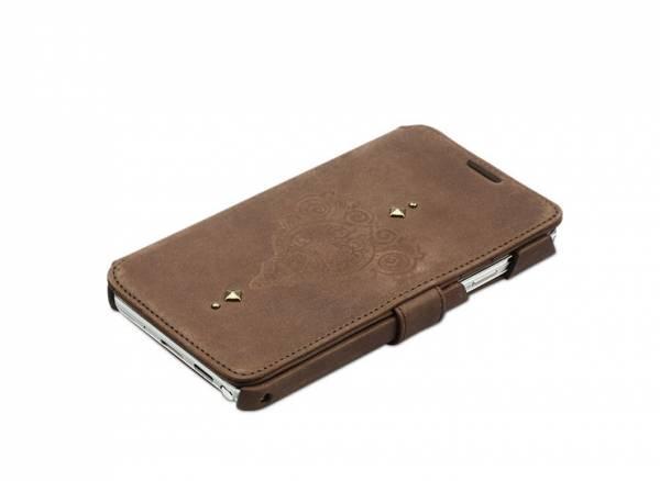 Bao da Samsung Galaxy Note 3 N9000 Zenus Retro Vintage Diary 2
