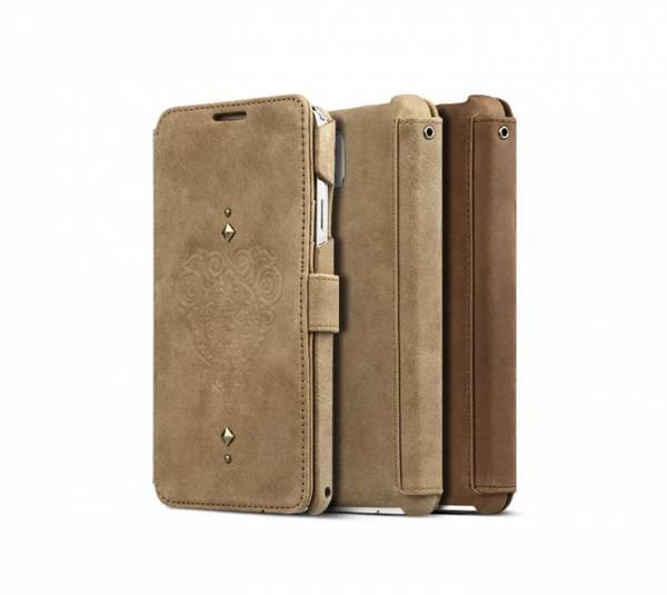 Bao da Samsung Galaxy Note 3 N9000 Zenus Retro Vintage Diary 4