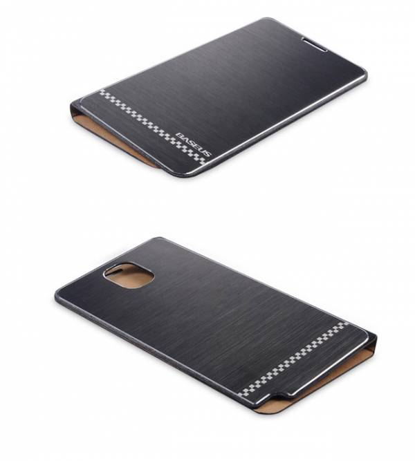 Bao da Samsung Galaxy Note 3 N9000 Baseus nhôm xước 2