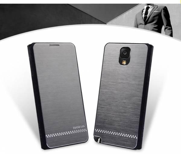 Bao da Samsung Galaxy Note 3 N9000 Baseus nhôm xước 3