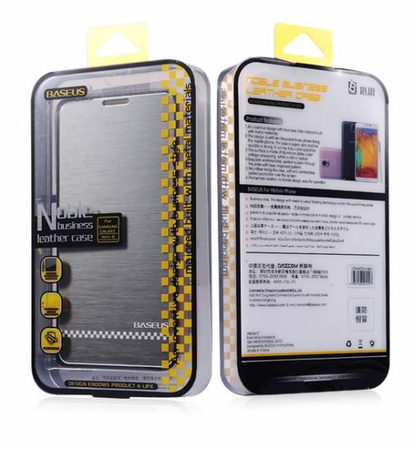 Bao da Samsung Galaxy Note 3 N9000 Baseus nhôm xước 4