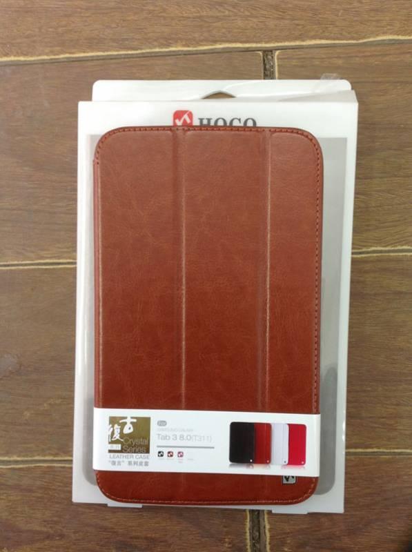 Bao da Samsung Galaxy Tab 3 8.0 T311 Hoco 2