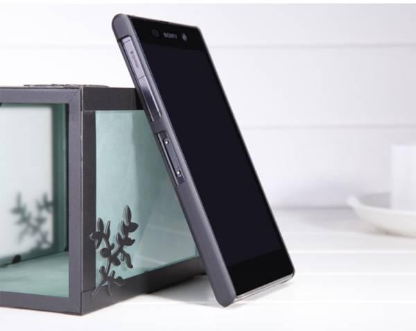 Ốp lưng Sony Xperia Z1 Nillkin nhựa sần chính hãng 3