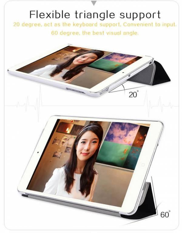 Bao da iPad Air cao cấp Baseus Folio siêu mỏng 5