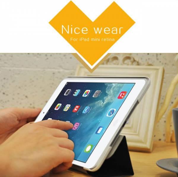 Bao da iPad Air cao cấp Baseus Folio siêu mỏng 8