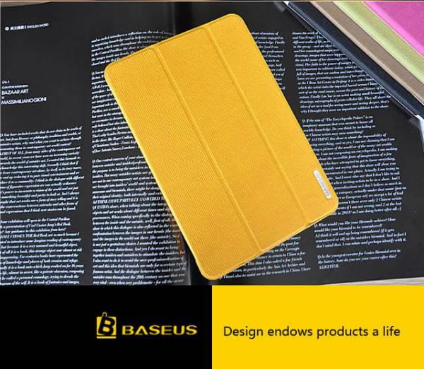 Bao da iPad Air cao cấp Baseus Folio siêu mỏng 9