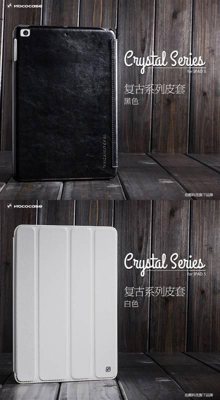 Bao da iPad Air chính hãng Hoco Crystal Case sang trọng 2