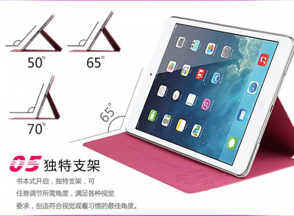 Bao da iPad Air Usams Jazz Series 5