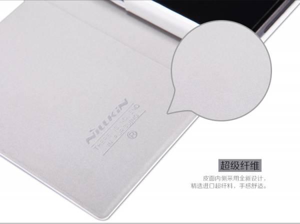 Bao da Xperia Z1 S View chính hãng Nillkin 9