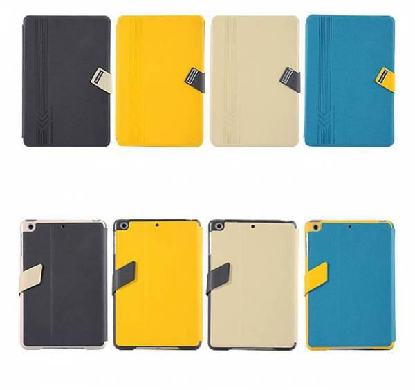 Bao da iPad mini retina 2 thời trang Baseus Faith Leather Case 2