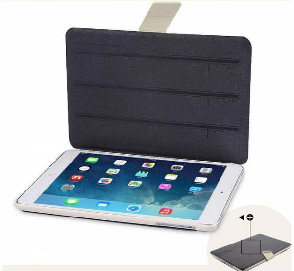 Bao da iPad mini retina 2 thời trang Baseus Faith Leather Case 4