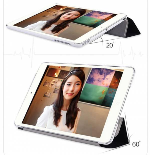Bao da iPad mini Retina 2 cao cấp Baseus Folio siêu mỏng 5