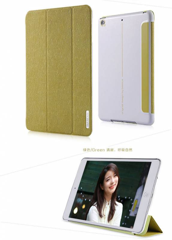 Bao da iPad mini Retina 2 cao cấp Baseus Folio siêu mỏng 10