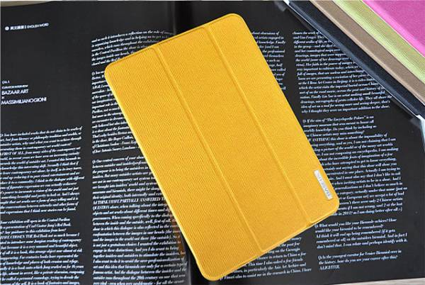 Bao da iPad mini Retina 2 cao cấp Baseus Folio siêu mỏng 14