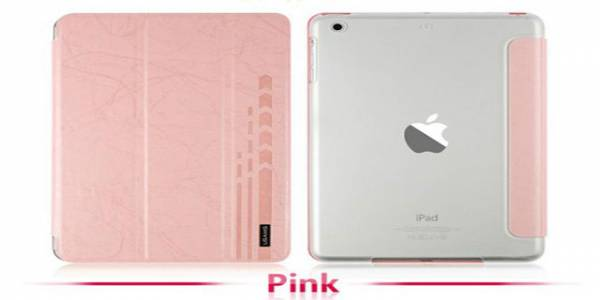 Bao da iPad mini Retina 2 cao cấp USAMS Jane 4