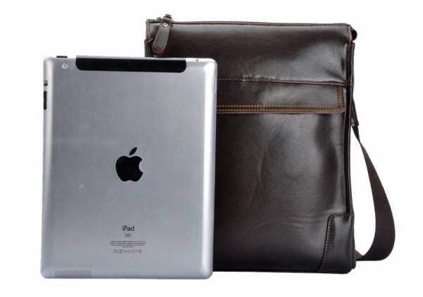 Túi xách da nam đựng iPad Zefer kiểu 1 2