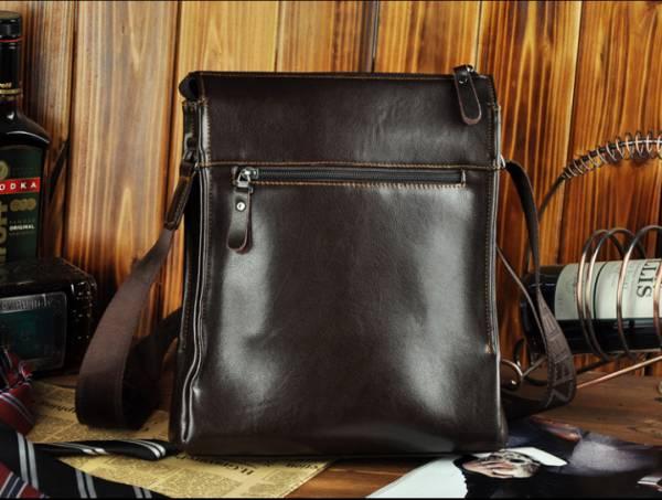 Túi xách da nam đựng iPad Zefer kiểu 1 4