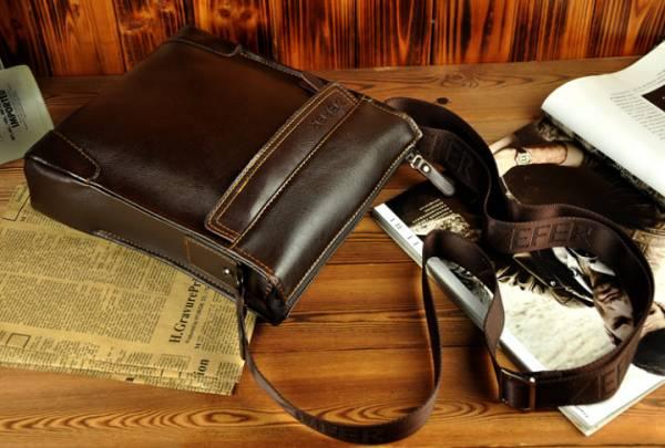 Túi xách da nam đựng iPad Zefer kiểu 1 6