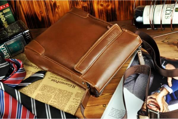 Túi xách da nam đựng iPad Zefer kiểu 1 12