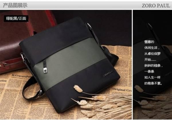 Túi xách nam đựng iPad Zoro Paul kiểu 1 8