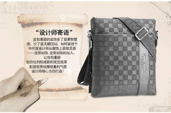 Túi xách da nam đựng iPad Zoro Paul kiểu 2 3